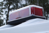 Golf Car Ambulance Features