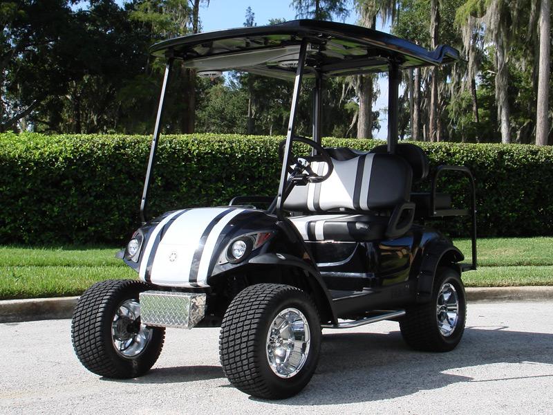 Custom Golf Cars Custom Golf Carts Diversified Golf Cars Inc Orlando Florida