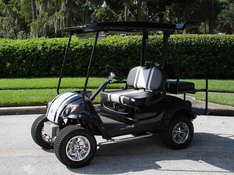How Is A  Yamaha Golf Cart Worth