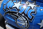 Orlando Magic Custom Golf Car