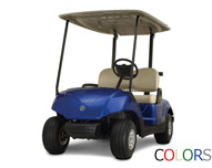 Yamaha Drive Golf Cart Colors