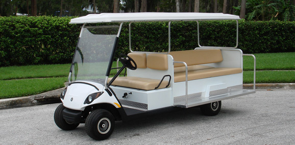 Yamaha Shuttle Golf Car