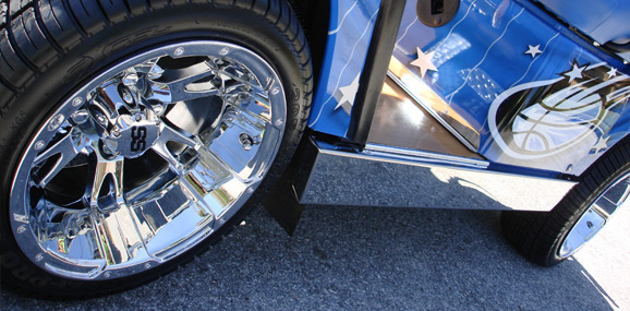 Golf Cart Wheel And Tire Guide