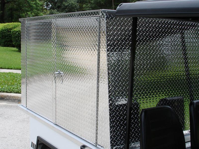 Utility Golf Carts - Van Golf Carts - Diversified Golf Cars ... on gem food truck cart, delivery cart, van pool, pushing grocery cart, crazy cart, street cart,