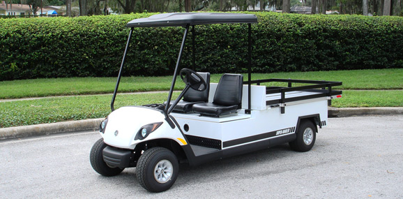 Yamaha Custom Super Hauler Utility Vehicle